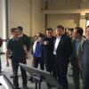 国家水利部陆桂华副部长在刘强副市长陪同下视察翼动科技无人机